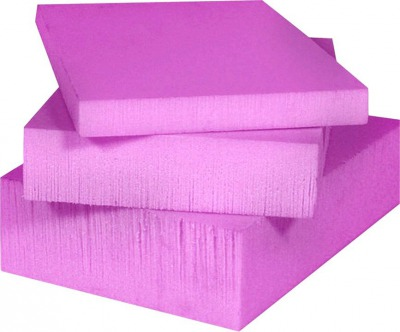 Rigid Pink Foam