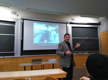 Biogas presentation at MIT