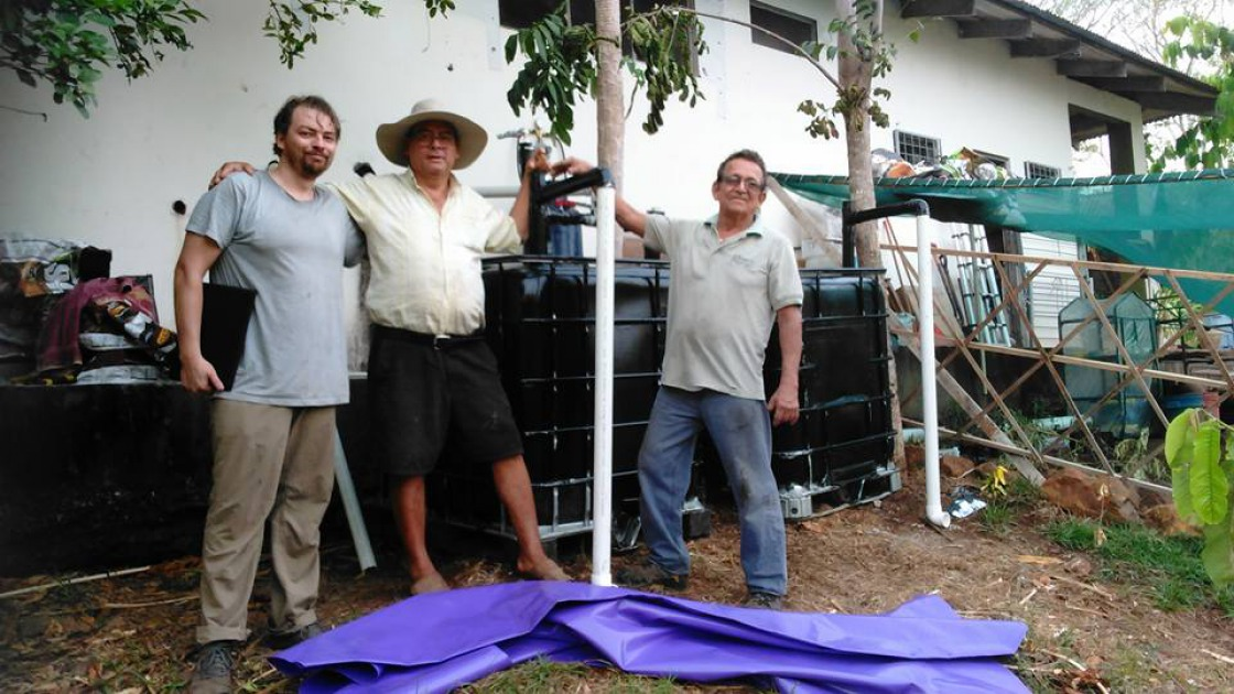 Building Costa Rica's first ecolodge based Solar CITIES IBC Biodigesters with local community catalysts and stakeholders