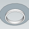Uniseal bottom view